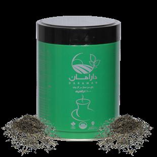 تصویر چای ارگانیک سبز ممتاز دارامان250
