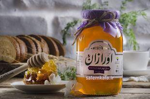 تصویر عسل چهل گیاه اورازان 1 کیلویی