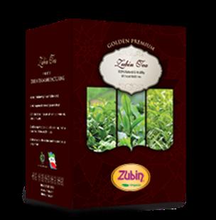 تصویر چای نیمه ارگانیک