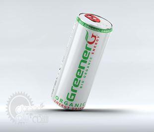 تصویر نوشیدنی انرژی زای ارگانیک